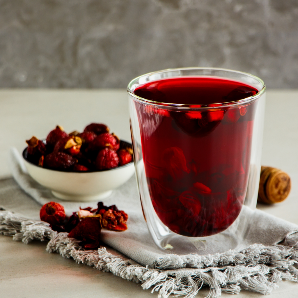 herbaciany zapach świeca