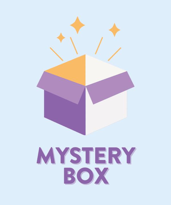 mystery box ŚWIECE